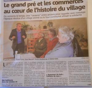 """Saint Vallier de Thiey """"Au coin du feu"""""""